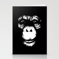 Everything's More Fun With Monkeys! Stationery Cards