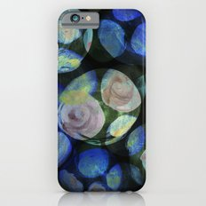 Blue and Black Around Slim Case iPhone 6s