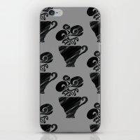 Black Tea iPhone & iPod Skin