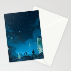 The Ethereal Underground Stationery Cards