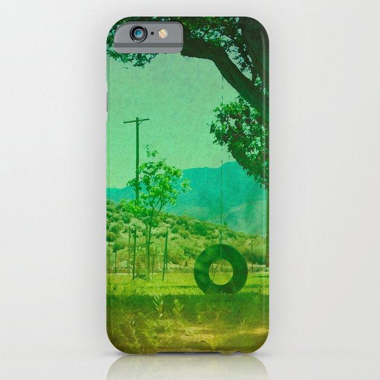To Swing Again iPhone & iPod Case