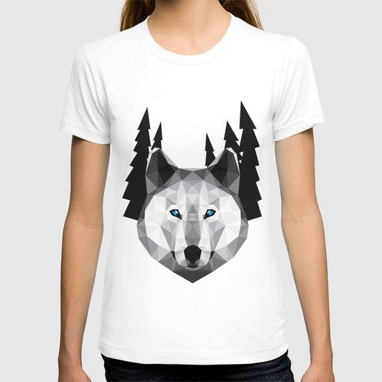 The Tundra Wolf T-shirt