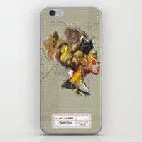 Erykah Badu - Soul Siste… iPhone & iPod Skin