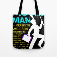 The Music Man Tote Bag