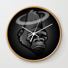 R.I.P. Harambe Wall Clock