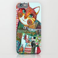 Russian Cat : iPhone 6 Slim Case