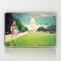 Out and About in D.C. Laptop & iPad Skin