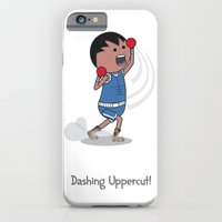 Dashing Uppercut iPhone 6 Slim Case