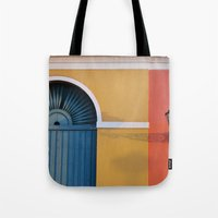 Light Shadow Tote Bag