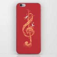 Natural Melody iPhone & iPod Skin