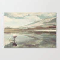 Bolivia/Peru Collaboration with Matt Shelley (Part four)  Canvas Print
