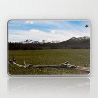 mountains. Laptop & iPad Skin