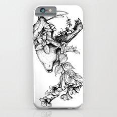 Prehistoric Bloom - The Cat iPhone 6 Slim Case