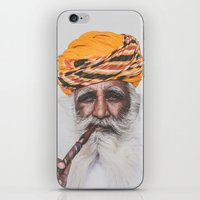 Jodhpur (colour) iPhone & iPod Skin