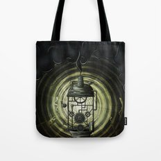 Steam Machine Tote Bag