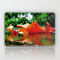 Fallen Leaf Laptop & iPad Skin