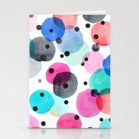 Festive Dots Stationery Cards