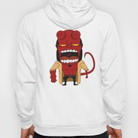 Screaming Helldude Hoody