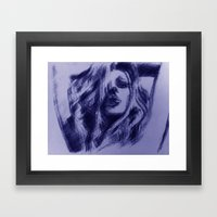 Kate 2.0 Framed Art Print