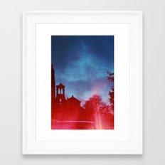 Ranelagh, Dublin.  Framed Art Print