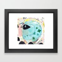 Julia.B Framed Art Print