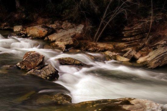 Rivers Of Living Water Art Print