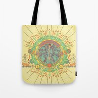 Open Your Conscious.  Tote Bag