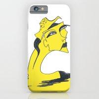 iPhone & iPod Case featuring I am lemon girl by yukumi