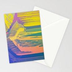 Aqua Station II -04-08-16 Stationery Cards