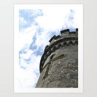 Lismore Tower Art Print