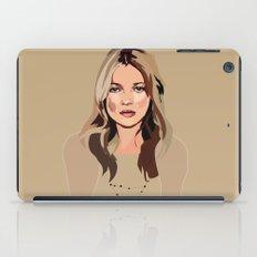 Kate Moss iPad Case