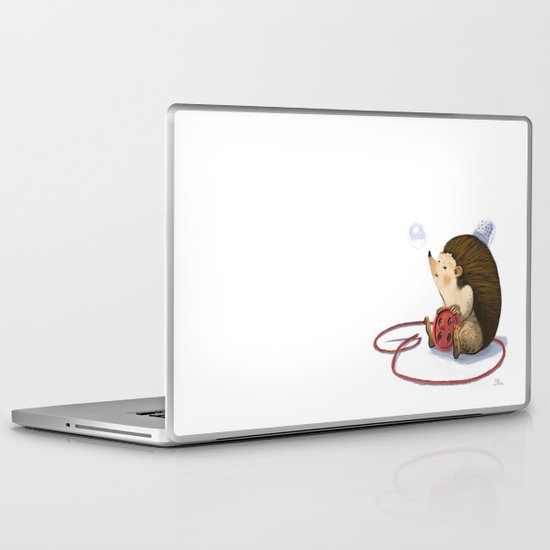 Hedgy Laptop & iPad Skin