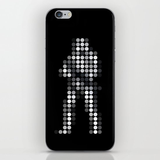 Trooper iPhone & iPod Skin