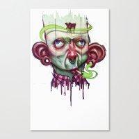 XA NOBLE2 Canvas Print
