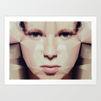 Facet_EF2 Art Print
