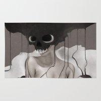 Death By Chocolate Monochrome Rug
