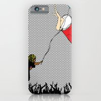 iPhone & iPod Case featuring My Cup by Kae Smith