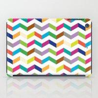 Funny stripe iPad Case