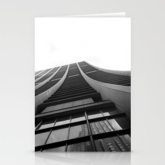 Chicago 01 Stationery Card