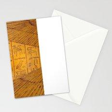 Egpytian Winged Godessess Stationery Cards