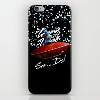 Kal The Monkey - See...D… iPhone & iPod Skin