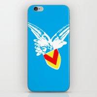 Zooport Cherub iPhone & iPod Skin