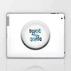 Spirit of the Game Laptop & iPad Skin