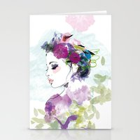 Champetre  Stationery Cards