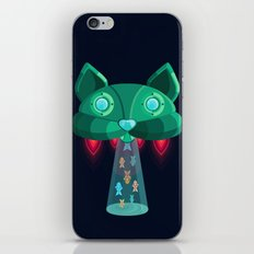 CatShip iPhone & iPod Skin