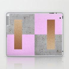 Abstract Lilac Pattern Laptop & iPad Skin