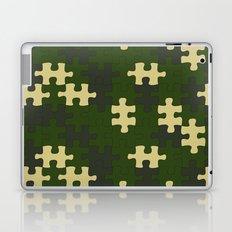 chameleon puzzle Laptop & iPad Skin