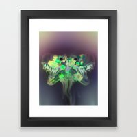 T-Rex Dream Framed Art Print