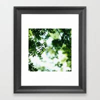 Almost Summer Framed Art Print