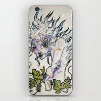 Unicorn Elf iPhone & iPod Skin